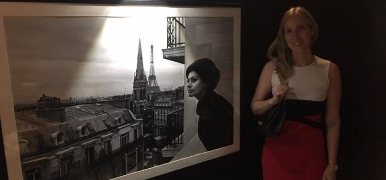 La Parisienne kiállítás a Sofitelben
