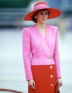 Diana hercegnő, egy örök stílusikon