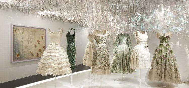 Dior kiállítás Párizsban