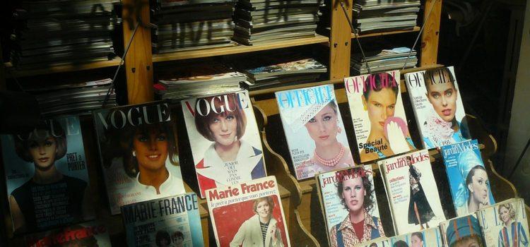"""Érdekességek – Vogue magazin, a divat """"Bibliája"""""""