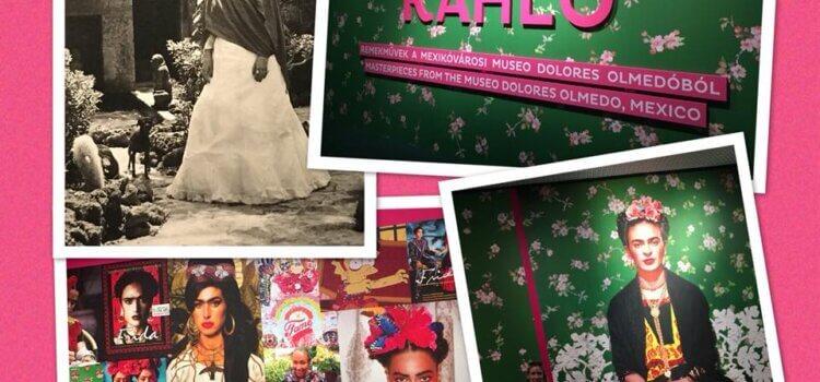 Frida Kahlo kiállításon jártam!